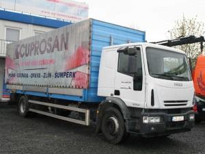 Bazarová nákladní auta